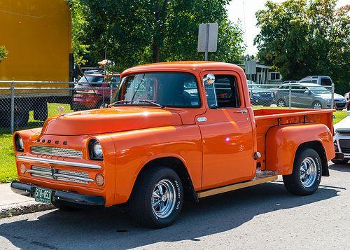 Camion Dodge