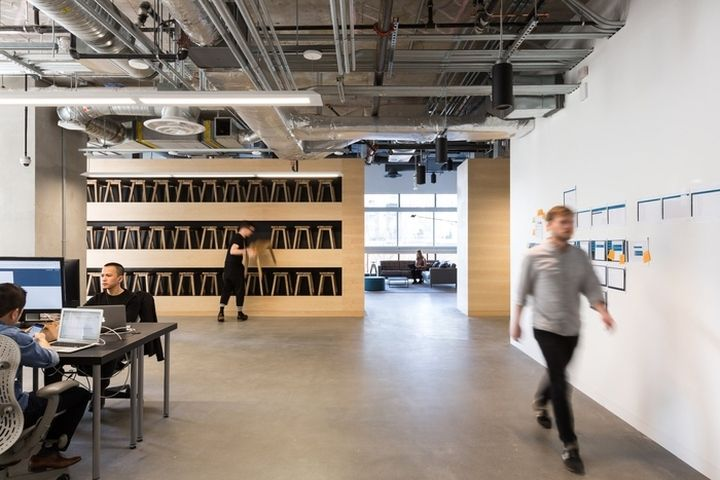 Bench Accounting Office by Perkins+Will, Vancouver – Canada » Retail Design Blog