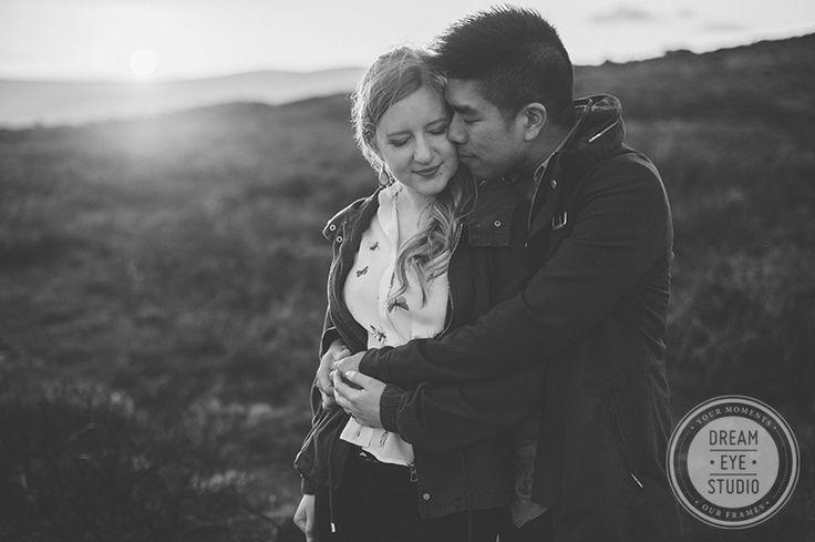#black&whitephotography #vsco #love #loveisajourney #ireland #dreameyestudio