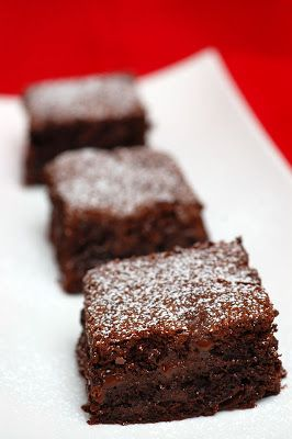 Sugar & Spice by Celeste: Thomas Keller's Brownies - Ad Hoc at Home