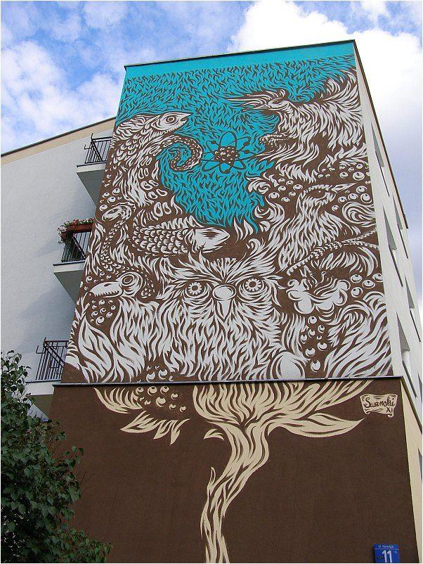 Swanski, in Warsaw