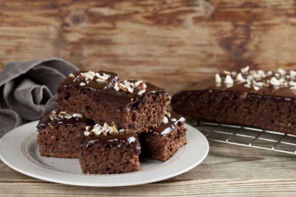 Duplacsokis diós brownie Ezzel villámgyorsan végzel!