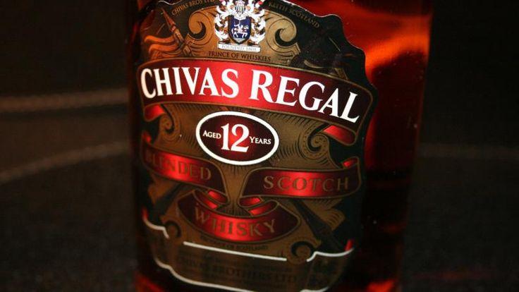 Chivas Regal Whiskey Alcohol