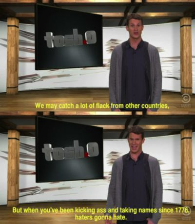 gotta love tosh: Gonna Hate, Funny Tidbit, Giggl, Kicks Ass, Humor, Hater Gonna, Damn Funny, So Funny, Daniel Tosh Quotes