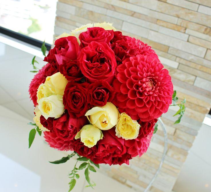 #NOVARESE#VressetRose #Wedding #red #Bouquet #natural #Vintage #Flower #Bridal   #ノバレーゼ#ブレスエットロゼ #ウエディング #レッド#クラッチブーケ #ブーケ #ビンテージ#花#バラ#ダリア#ブライダル#結婚式