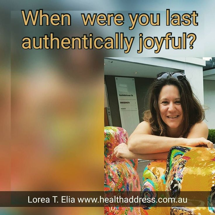 Think back for a moment..... how long ago was it that you were last truly joyfilled?  How often would you like to feel joyful?  What is in your way of feeling joyful?  Like and comment below to receive relevant mindset activations sent to you for free via distance healing. Thank you for letting me assist you in creating a happier life for you.  For achieving greater success reducing stress and pain and creating ease harmony and love in your life please visit:  http://bit.ly/1OmIYIm  Lorea T…