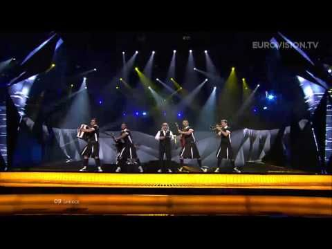 ▶ Koza Mostra feat. Agathon Iakovidis - Alcohol Is Free (Greece) - LIVE - 2013 Semi-Final (2) - YouTube