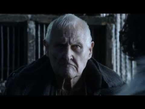 Aemon Targaryen reveals his identity to Jon Snow  ^^say WHAT?!