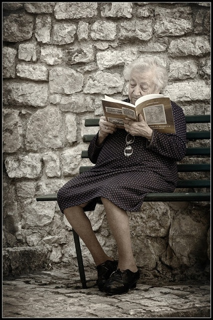"""""""I still find each day too short for all the thoughts I want to think, all the walks I want to take, all the books I want to read, and all the friends I want to see."""" -John Burroughs [Photo by Andrea Paolicelli]"""