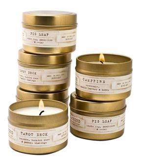 Catbird::shop by category::BEAUTY & FRAGRANCE::Fragrance::Travel Candle
