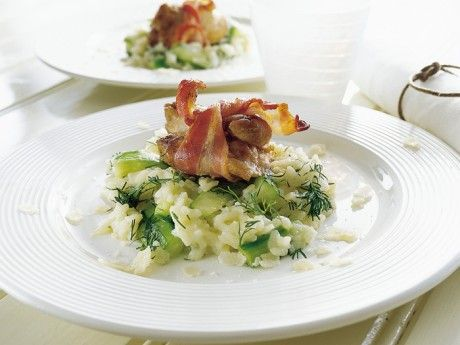 Risotto med dill