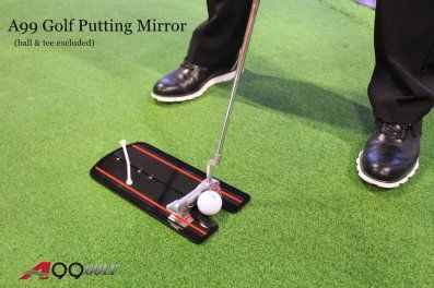 A99 Golf Putting Mirror Training Alignment