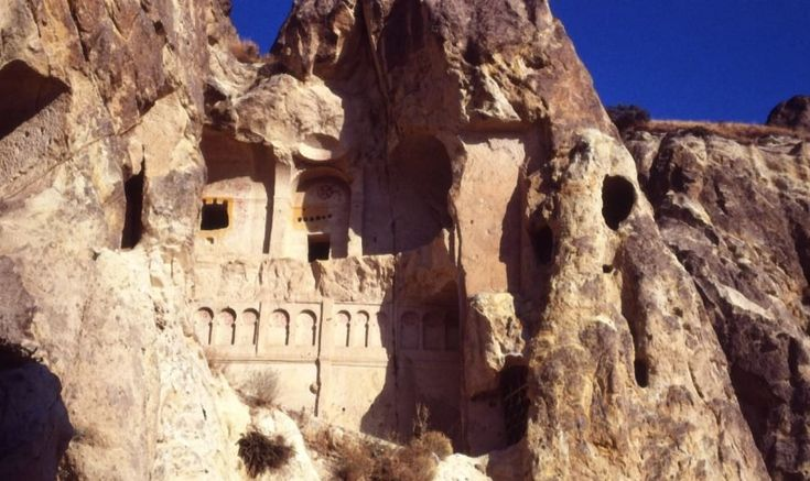 Monasteri copti abbandonati in Cappadocia