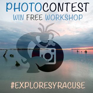 #exploresyracuse photo contest – scatta condividi tagga e vinci!