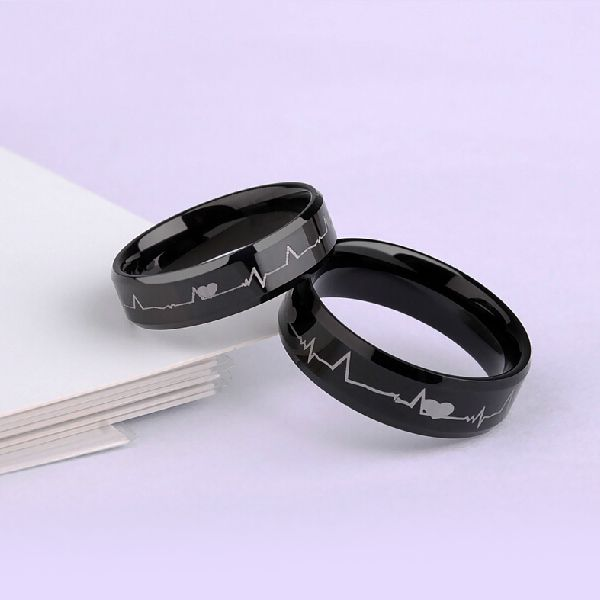 Matching rings for boyfriend and girlfriend