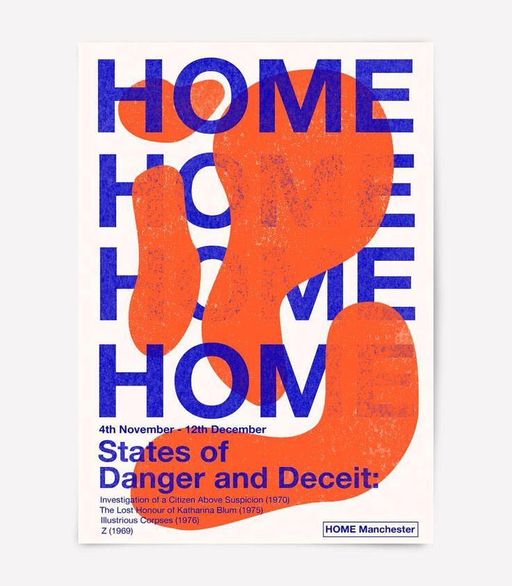 "Gefällt 172 Mal, 1 Kommentare - Waldemar Stepien (@waldemar_st) auf Instagram: ""I was bored once so I made this poster #graphicdesign #illustration #typography #art #poster"""