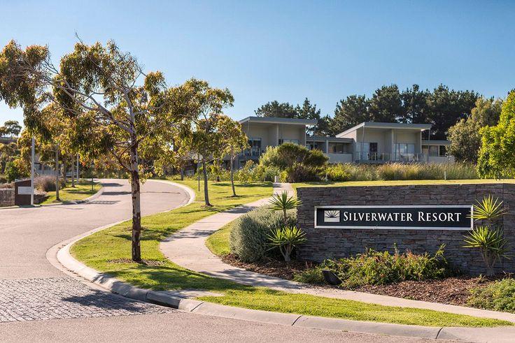 Just 90 minutes from Melbourne #silverwaterresort