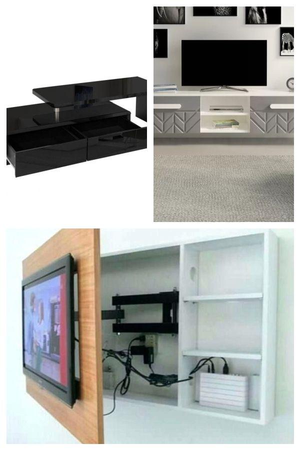L Shaped Tv Unit Ideas