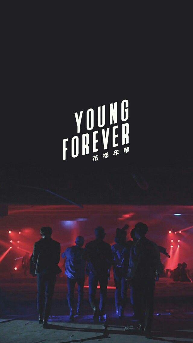 BTS / Wallpaper / Fire / Young Forever