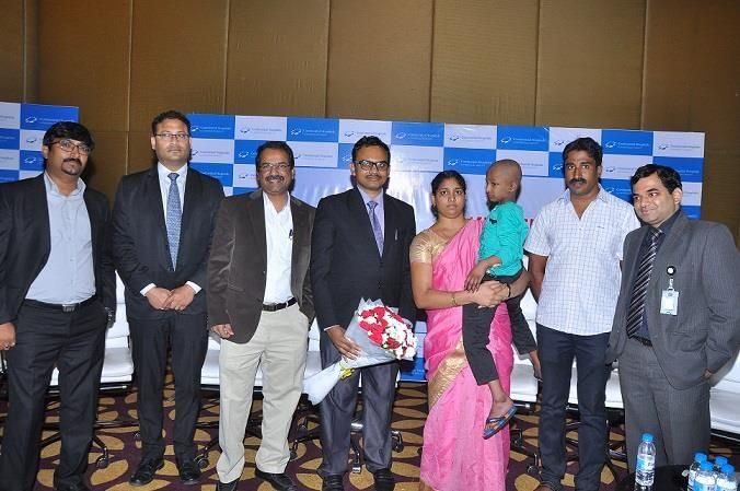 Father gives a New Lease of Life to his Son at #ContinentalHospitals