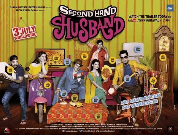 Second Hand Husband Poster Image