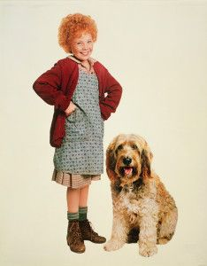 Annie Costume (Orphan Style)...and a Secret... - Simple Simon and Company