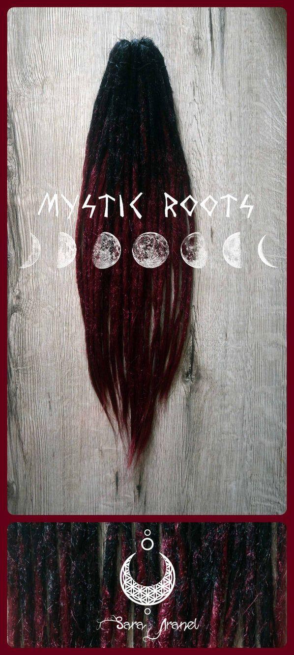 Crimson Birch 1 by SaraAranelArt on DeviantArt