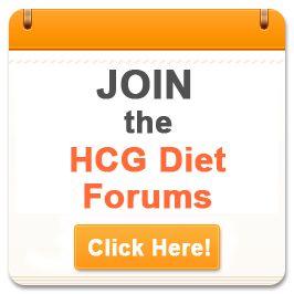 Join the hCG Diet Forums - HCG Diet Plan Community