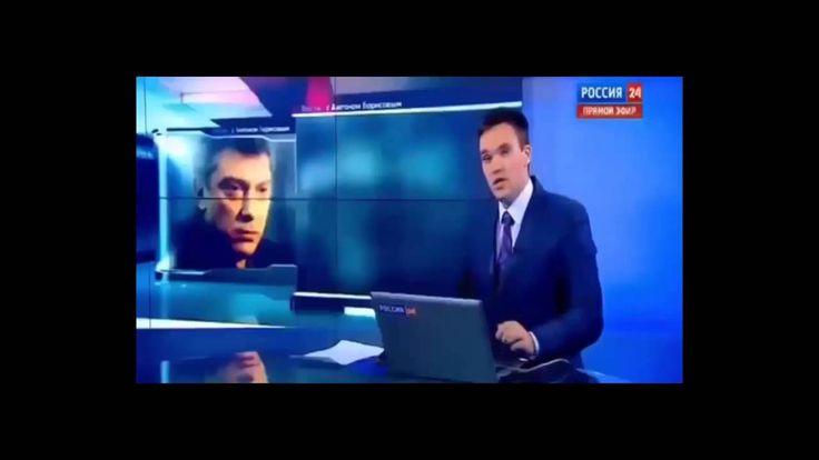 #Путин предсказал убийство #Немцова еже 2 года назад!