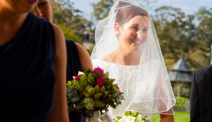 Bride about to walk down the aisle Preston Manor Salt Studios| Toowoomba Wedding and Commercial Photography