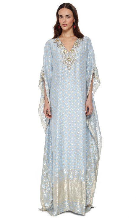 The Caftan Collection Trunkshow Look 4 on Moda Operandi