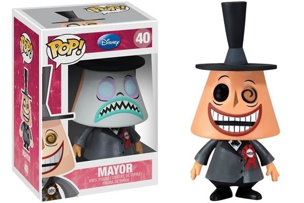 Mayor - Nightmare Before Christmas - Funko Pop! Vinyl Figure