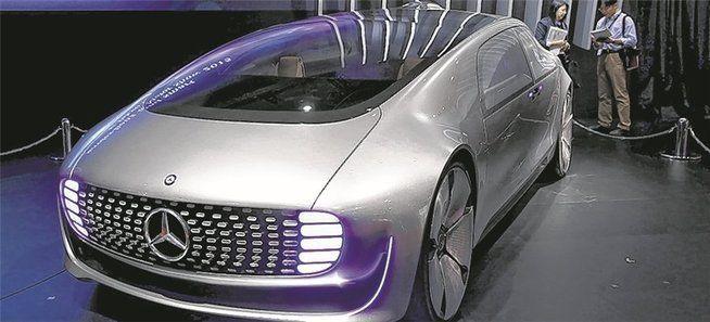 Selbstfahrende Autos Roboterautos im Kommen Roboterautos im Kommen - Wiener Zeitung Online