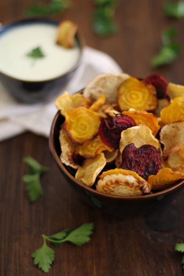 Da Boca Coração   Experimente as #Chips #saudáveis