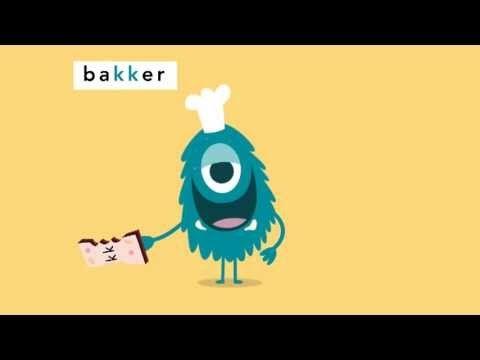 Taal actief Spellinganimatie woorden met een korte klank - YouTube