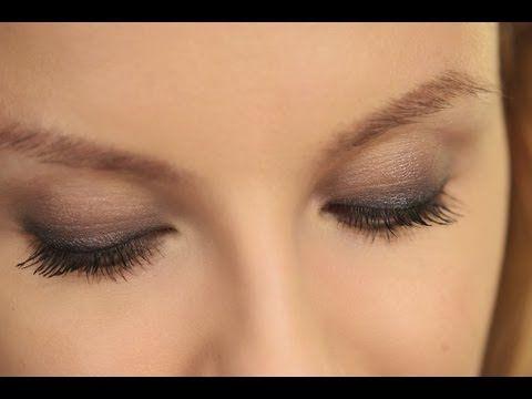 Дымчатый макияж или smoky eyes. Урок макияжа 14