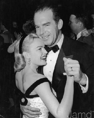 Fred Macmurray and June Haver a lifelong union and he was 18 years her senior!married in 1954 for 37 years until death