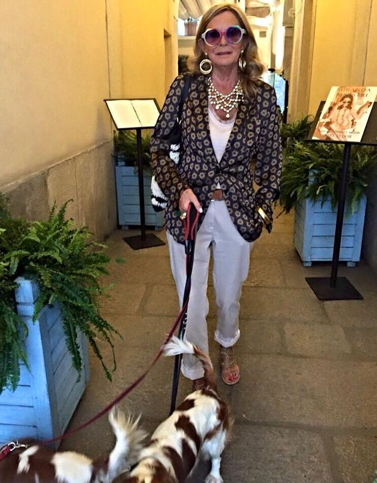 Роселла Джардини – бывший дизайнер модного дома Moschino – она сногсшибательна! | Мой мир в фотографиях