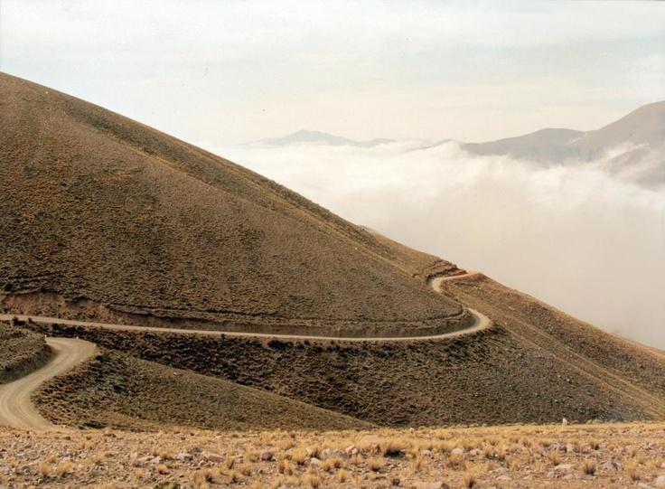 Salta | Camino a Iruya. Más info en www.facebook.com/viajaportupais