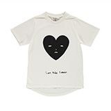 The coolest kids tee in monochrome from Beau LOves SS17 Darling I Love You collection, available here: http://www.babydino.com.au/brands/beau-loves.html