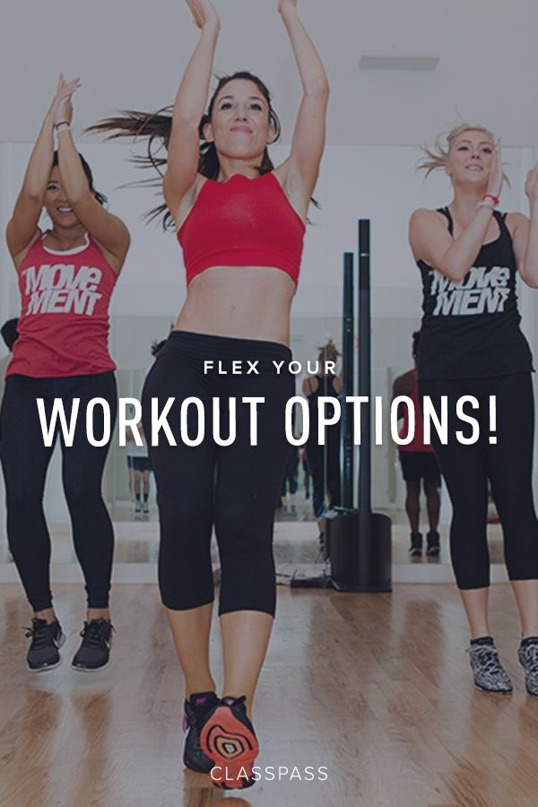 Ready to work out how, when and where you want? With ClassPass, you'll get access to thousands of the best group fitness studios in your neighborhood. Plus, your monthly membership lets you create workout routines that work for you! Sign up today to start moving the way you want to!