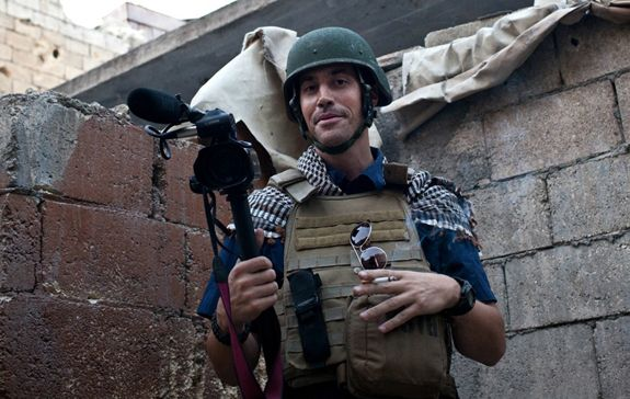 Slain journalist James Foley on praying the rosary in captivity UPDATED | Catholic World Report - Global Church news and views