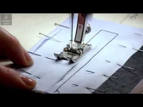 Sewing a Shirt Sleeve Placket Part1. https://www.youtube.com/watch?v=t71LXKX73kU This link is for part2.