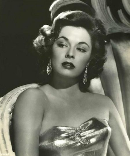 Ruth Roman | Ruth Roman, American actress and survivor of the Andrea Doria sinking.