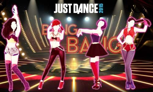 Just Dance 2015 is a fine created Kinect game. This game includes a nice choice of songs to dance.