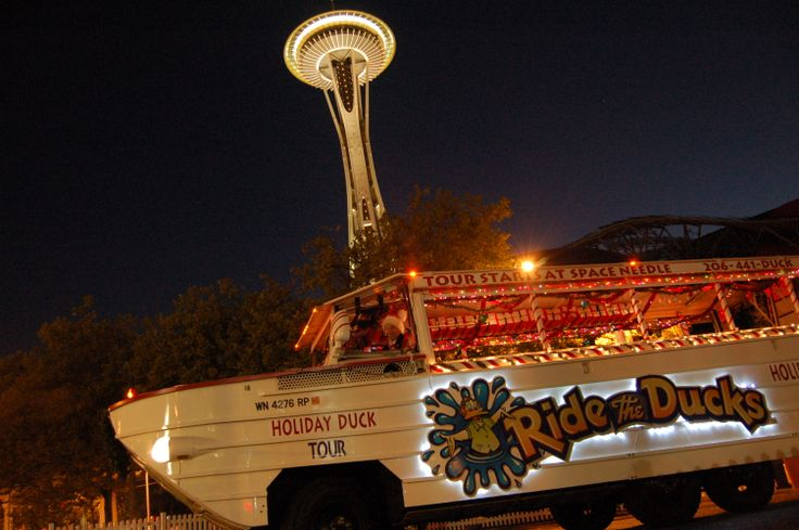 Holiday Duck Tour Seattle
