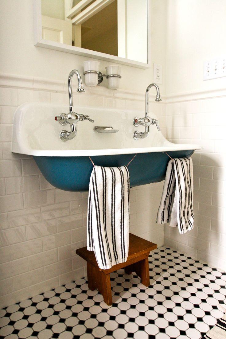 Vintage style bathroom sinks - 25 Amazing Vintage Sink Designs