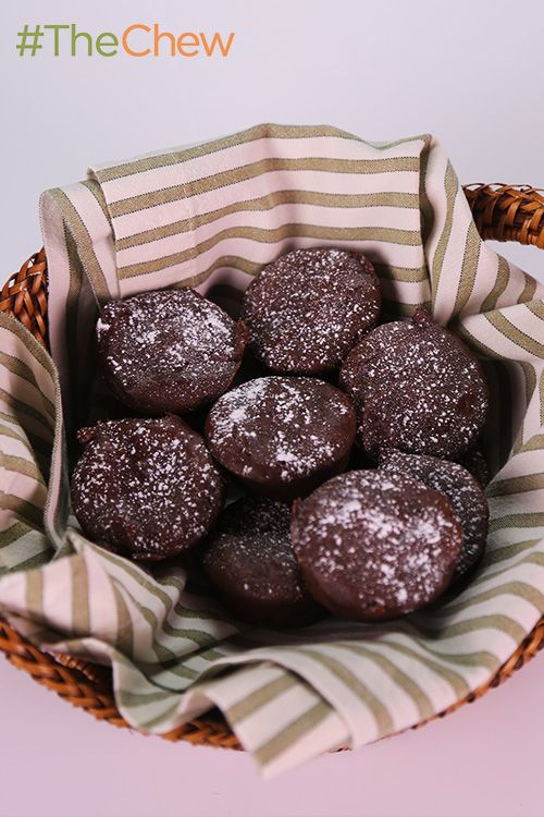 Sweet Potato Brownie Bites by Daphne Oz - enjoy your brownies without all the calories!