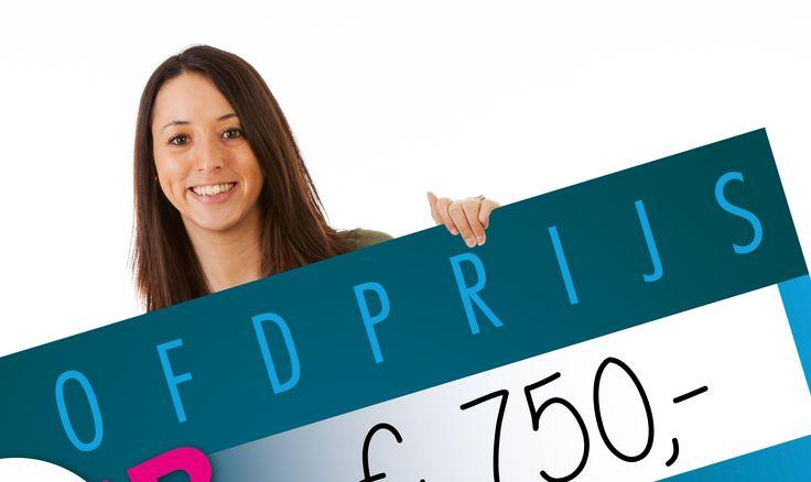 Met een grote cheque haal je meer uit je campagnes. http://certificaatopmaat.nl/grote-cheque-haal-meer-campagnes/