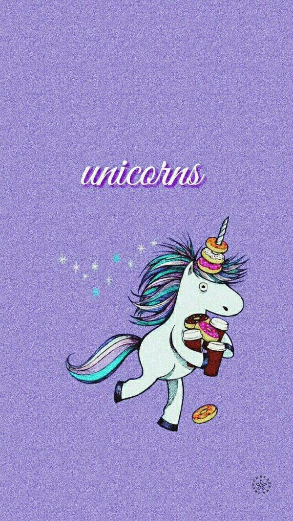 Wallpaper Lockscreen Unicorns *2*